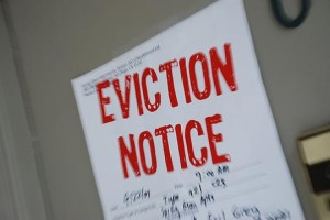 how to serve a riverside eviction notice